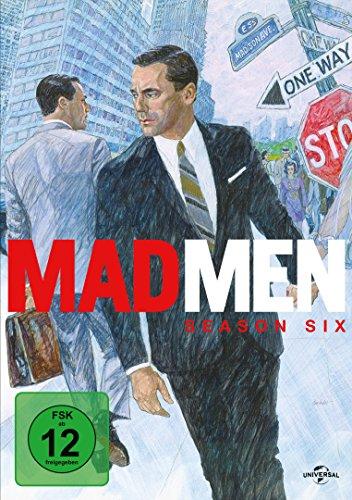 Mad Men Season 6 (4 DVDs)