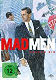 Mad Men - Season 6 (4 DVDs)