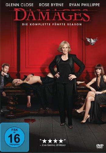 Damages - Im Netz der Macht: Staffel 5 (3 DVDs)