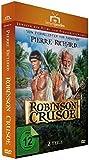 Robinson Crusoe - Der komplette Zweiteiler (2 DVDs)