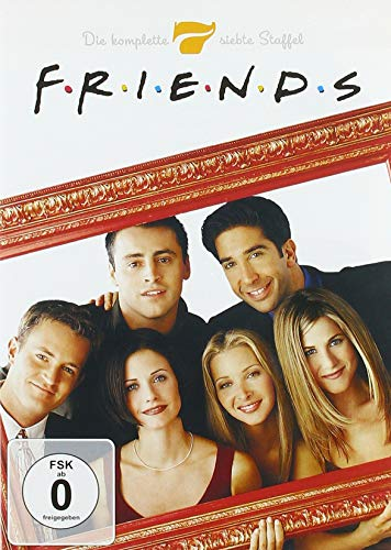 Friends Staffel  7 Box Set (4 DVDs)