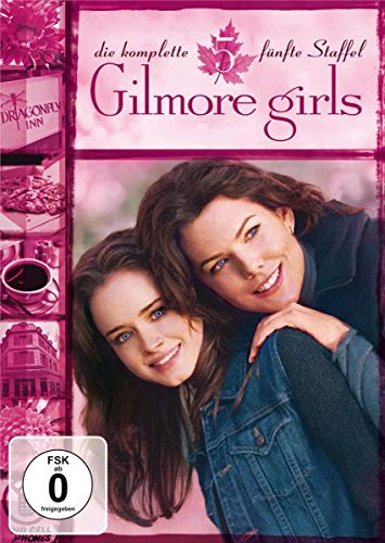 Gilmore Girls Staffel 5 (6 DVDs)