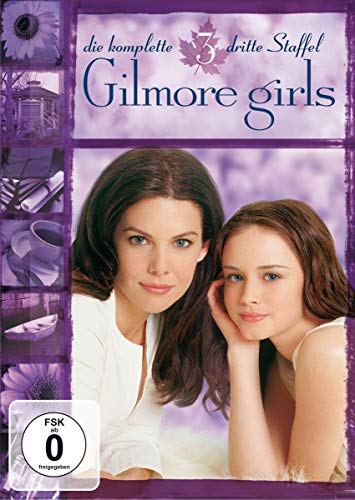 Gilmore Girls Staffel 3 (6 DVDs)