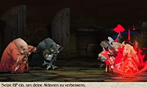 Screenshot: Bravely Default