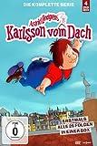 Karlsson vom Dach - Die komplette Serie (4 DVDs)