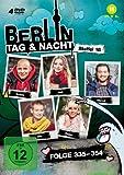Berlin - Tag & Nacht, Vol. 18: Folgen 335-354 (4 DVDs)