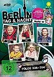 Berlin - Tag & Nacht, Vol. 18: Folgen 335-354 (Fan Edition) (4 DVDs)