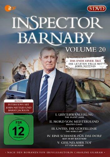 Inspector Barnaby, Vol.20 (5 DVDs)