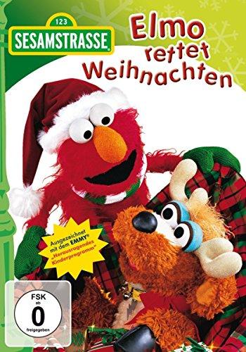 Sesamstraße Elmo rettet Weihnachten