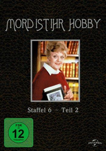 Mord ist ihr Hobby Staffel  6/Teil 2 (3 DVDs)