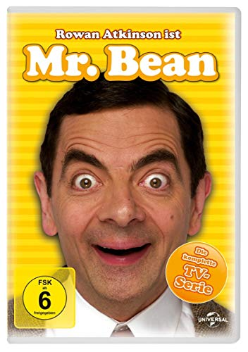 Mr. Bean Die komplette TV-Serie (3 DVDs)