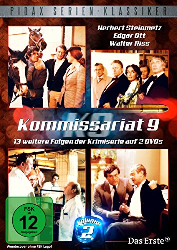 Kommissariat 9, Vol. 3 (2 DVDs)