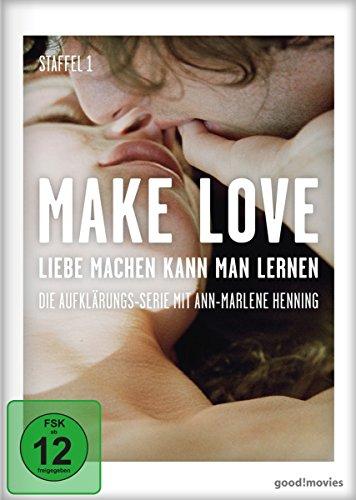 Make Love - Liebe machen kann man lernen: Staffel 1 (2 DVDs)
