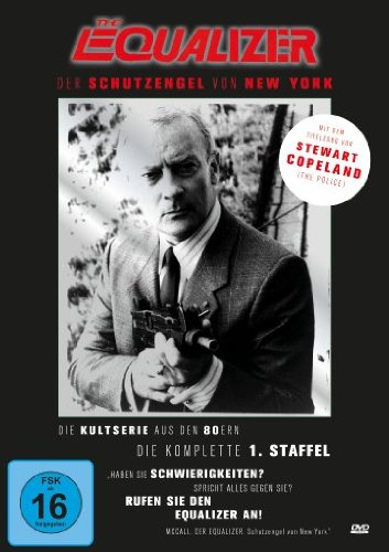 The Equalizer - Der Schutzengel von New York: Staffel 1 (6 DVDs)