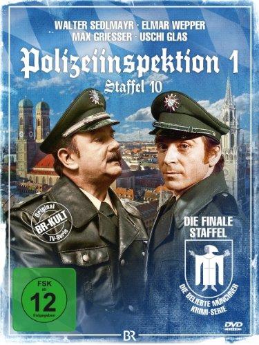 Polizeiinspektion 1 Staffel 10 (3 DVDs)