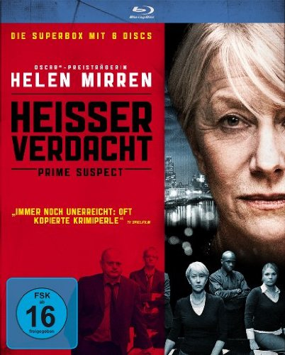 Heißer Verdacht Staffel 1-6 [Blu-ray]
