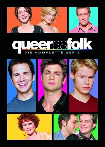 Queer as Folk Die komplette Serie (+Bonusdisc) (24 DVDs)