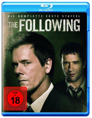 The Following Staffel 1 [Blu-ray]