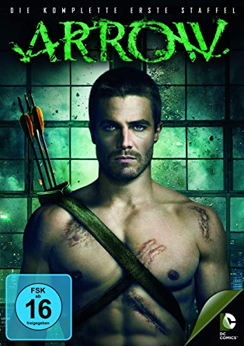 Arrow Staffel 1 (5 DVDs)
