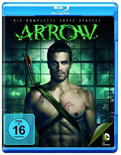 Arrow Staffel 1 [Blu-ray]