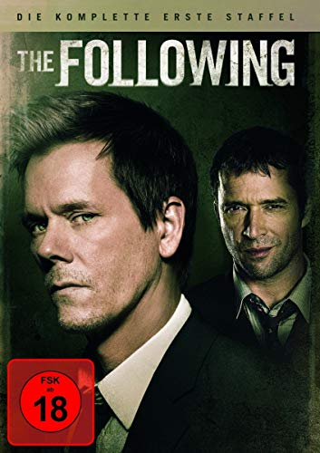 The Following Staffel 1 (4 DVDs)
