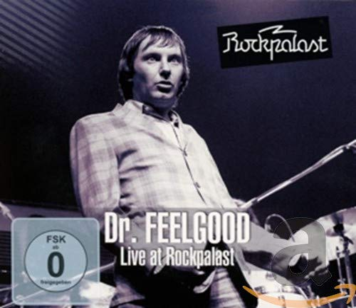 Dr. Feelgood - Live at Rockpalast (2 DVDs + CD)