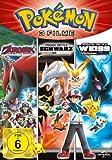 Pokémon - Zoroak - Meister der Illusionen / Schwarz - Victini und Reshiram / Weiß - Victini und Zekrom (3 DVDs)