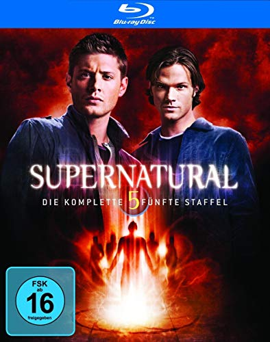 Supernatural Staffel  5 (+ Bonus-DVD) [Blu-ray]