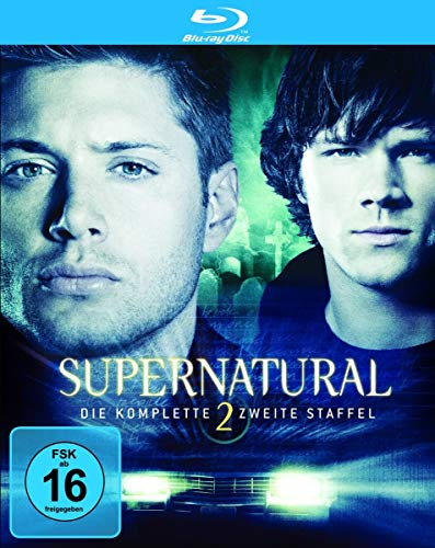 Supernatural Staffel  2 [Blu-ray]