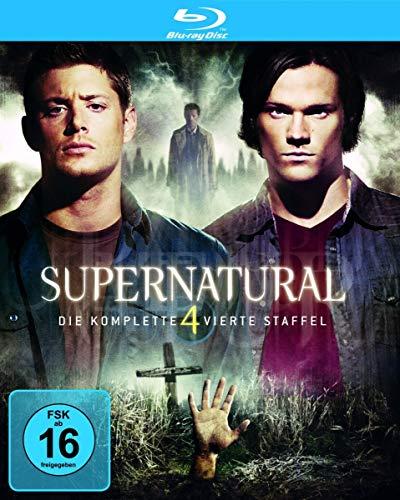 Supernatural Staffel  4 [Blu-ray]