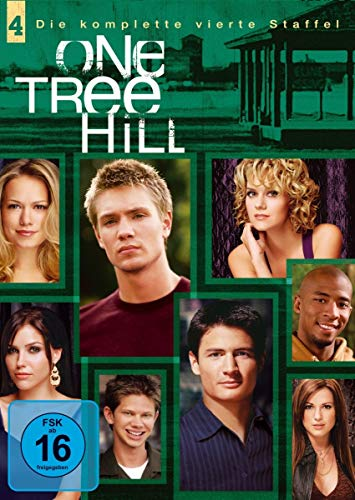 One Tree Hill Staffel 4 (6 DVDs)