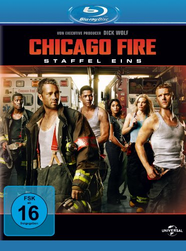 Chicago Fire Staffel 1 [Blu-ray]