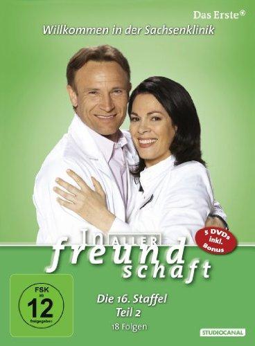 In aller Freundschaft Staffel 16, Teil 2 (5 DVDs)