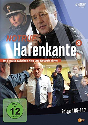 Notruf Hafenkante, Vol. 9: Folge 105-117 (4 DVDs)