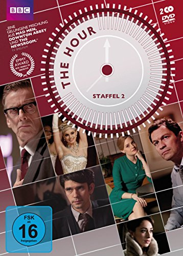 The Hour Staffel 2 (2 DVDs)