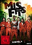 Misfits - Staffel 4 (3 DVDs)