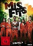 Misfits - Staffel 4 (3 DVDs)