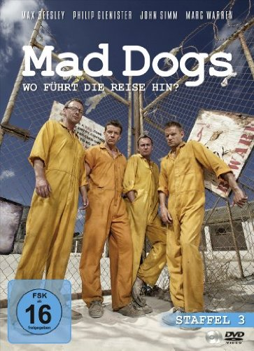 Mad Dogs Staffel 3 (2 DVDs)