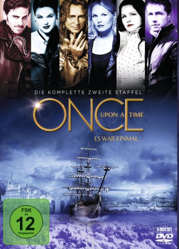 Once Upon a Time - Es war einmal... Staffel 2 (6 DVDs)