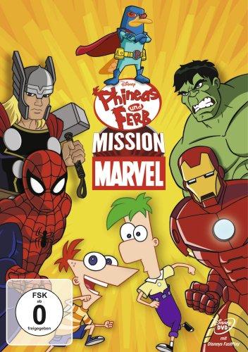 Phineas und Ferb: Mission Marvel