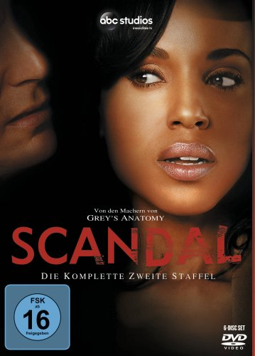 Scandal Staffel 2 (6 DVDs)