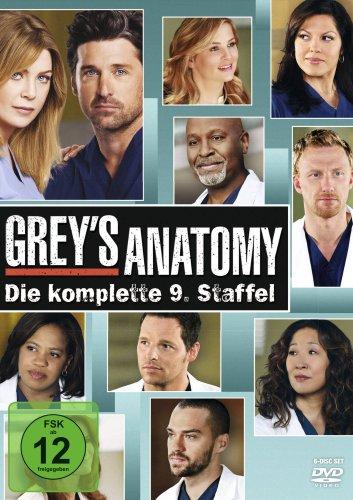 Grey's Anatomy - Die jungen Ärzte: Staffel  9 (6 DVDs)