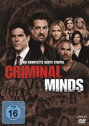 Criminal Minds Staffel  8 (5 DVDs)