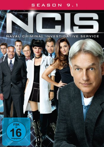 Navy CIS Season  9, Vol. 1 (3 DVDs)
