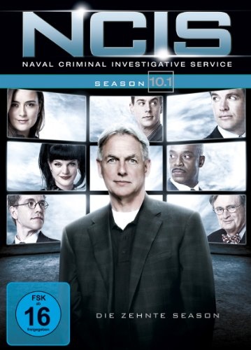 Navy CIS Season 10, Vol. 1 (3 DVDs)