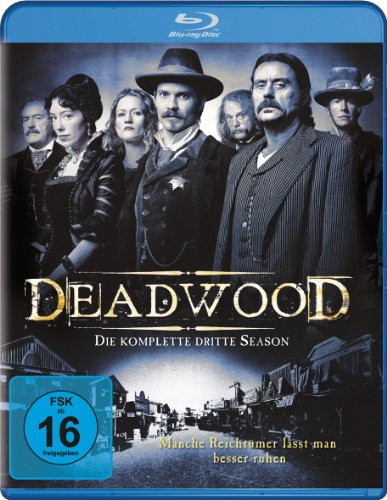 Deadwood Season 3 [Blu-ray]