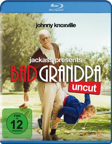 Jackass: Bad Grandpa (Extended Cut) [Blu-ray] Extended Cut [Blu-ray]