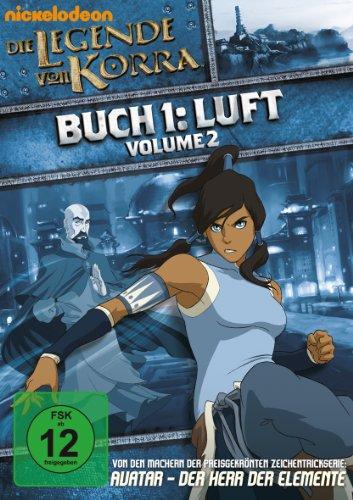 Die Legende von Korra Buch 1: Luft, Vol. 2