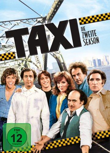 Taxi Staffel 2 (3 DVDs)