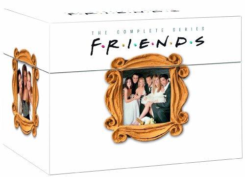 Friends Superbox - Die Jahre 1994-2004 (41 DVDs)